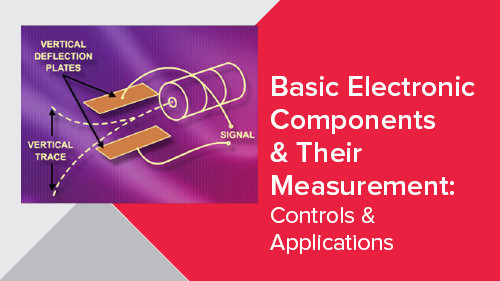 Basic Electronic Components & Their Measurement: Controls & Applications
