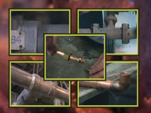 Pipefitting: Pipe Fittings & Joints