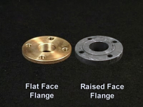 Pipefitting: Flanged Pipe