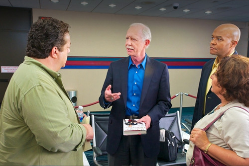 """Learn To Lead: Lessons With Captain """"Sully"""" Sullenberger"""