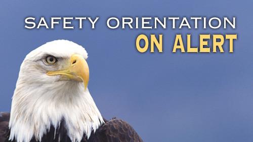 Safety Orientation: On Alert (8-segment)