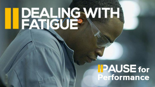 Pause for Performance:  Dealing with Fatigue