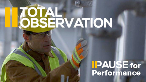 Pause for Performance: Total Observation