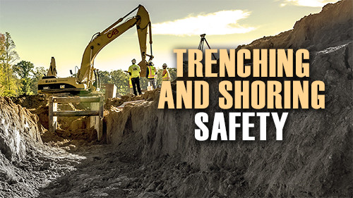Trenching and Shoring Safety
