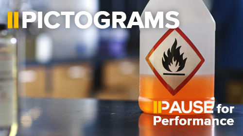 Pause for Performance: Pictograms