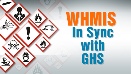 WHMIS In Sync With GHS (Canadian)