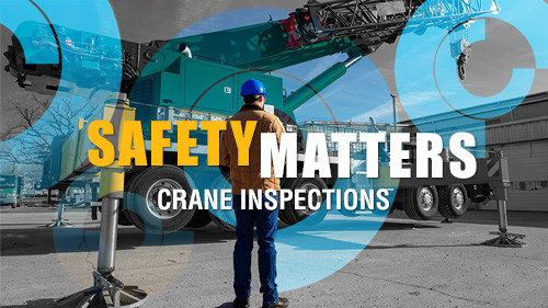 Safety Matters: Crane Inspections