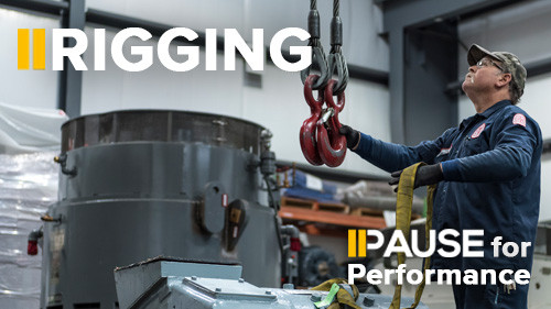 Pause for Performance: Rigging