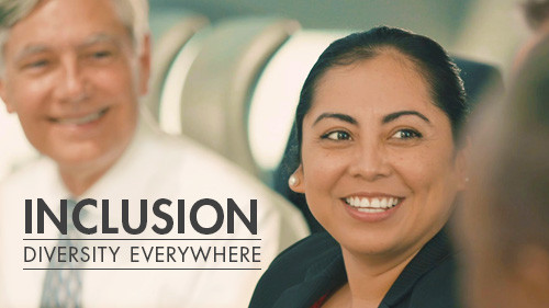 Inclusion: Diversity Everywhere