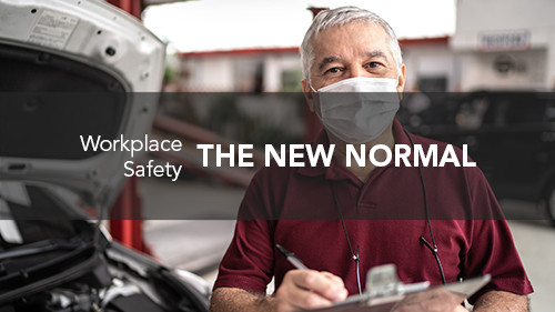 The New Normal: Workplace Safety