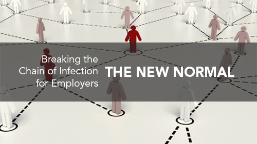 The New Normal: Breaking the Chain of Infection for Employers