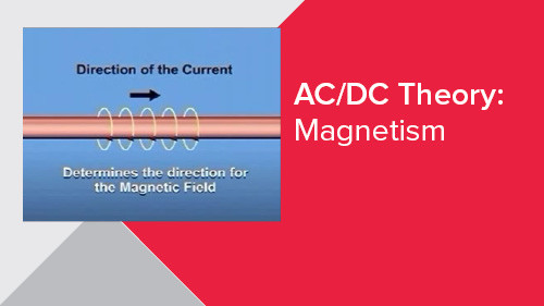 AC/DC Theory: Magnetism