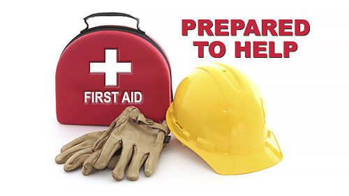 First Aid: Prepared To Help