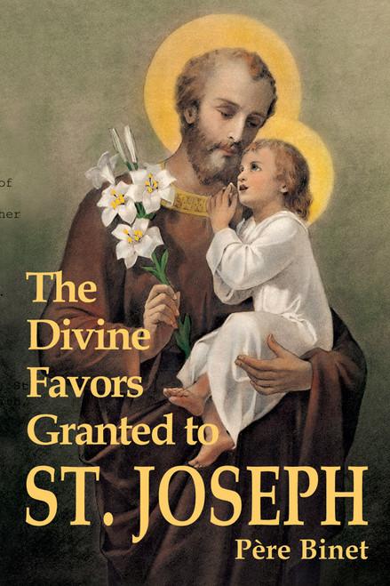 The Divine Favors Granted to Saint Joseph (eBook)