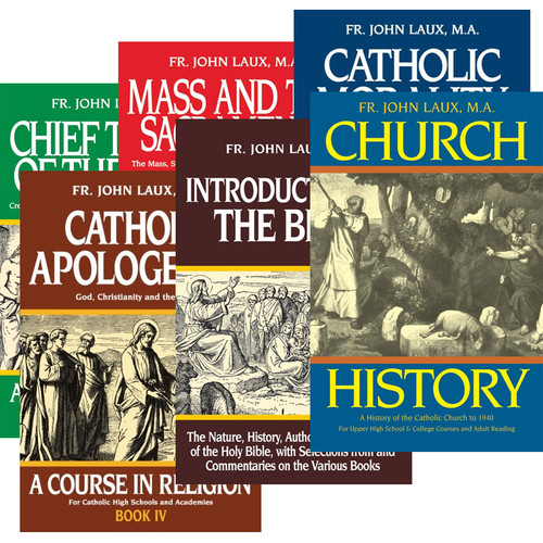 A Course in Religion (Set of 6)