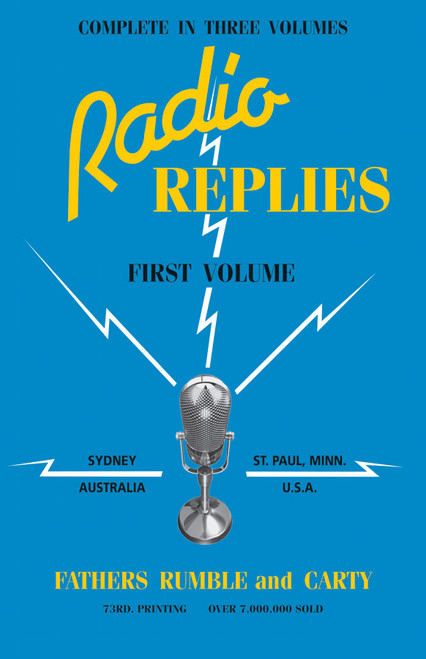 Radio Replies: First Volume (eBook)