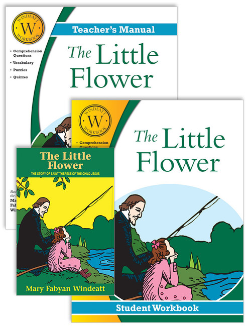 The Little Flower (Windeatt Comprehension Set)