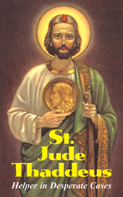 Saint Jude Thaddeus: Helper in Desperate Cases (eBook)
