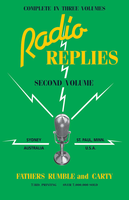 Radio Replies: Second Volume (eBook)