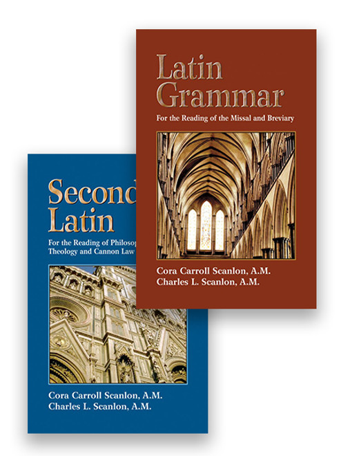 Latin Grammar (Complete Set of 2)