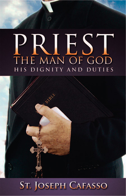 The Priest: The Man of God (eBook)