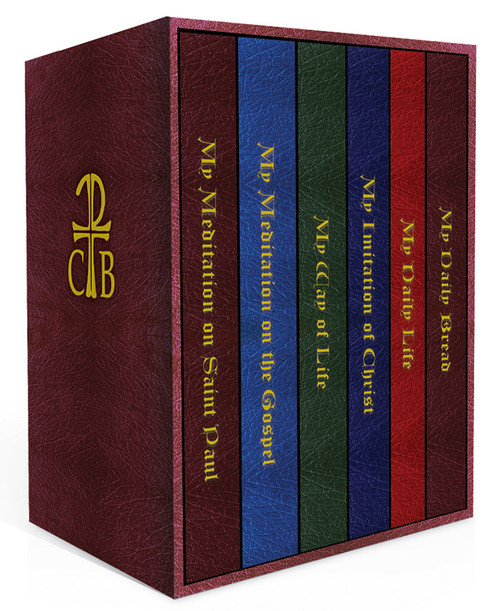 My Confraternity Library (Box Set of 6)