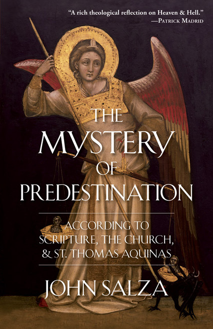 The Mystery of Predestination: According to Scripture, the Church and St. Thomas Aquinas (eBook)