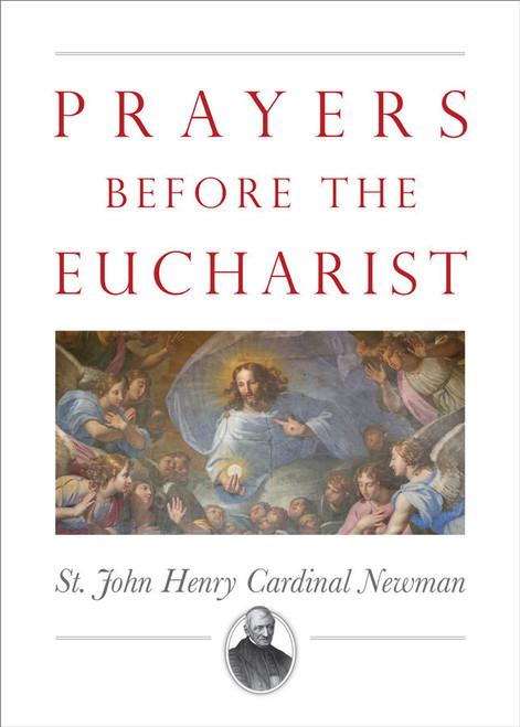 Prayers Before the Eucharist