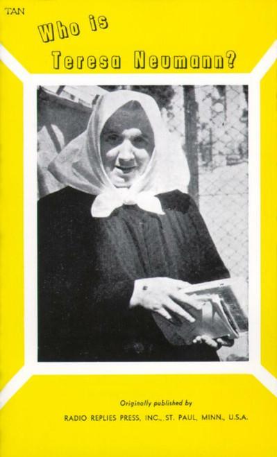 Who is Teresa Neumann? (eBook)