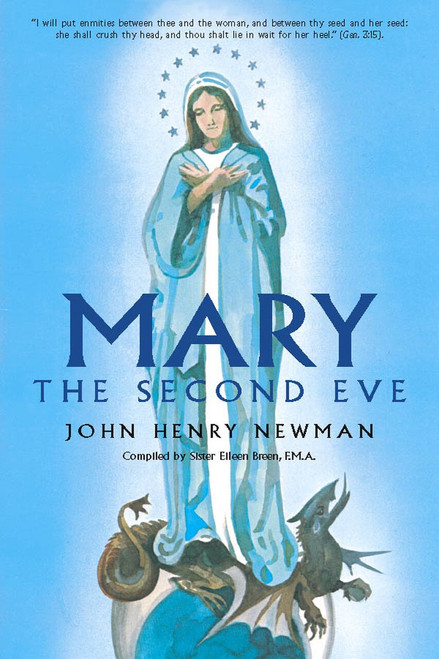 Mary: The Second Eve Book Cover Image
