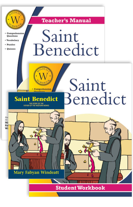 Saint Benedict (Windeatt Comprehension Set)
