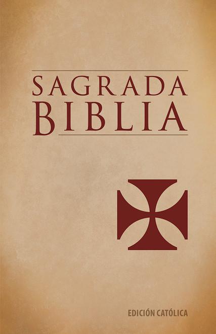 Sagrada Biblia: Edición Católica