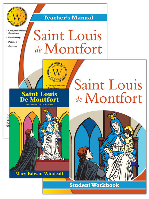Saint Louis de Montfort (Windeatt Comprehension Set)
