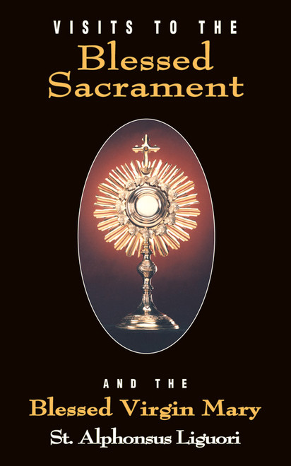 Visits to the Blessed Sacrament (eBook)