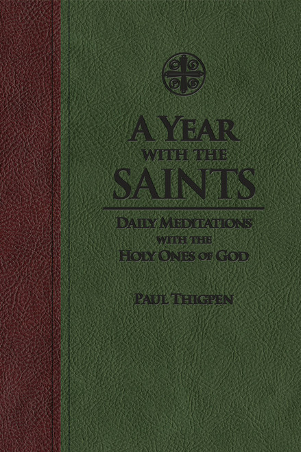 A Year with the Saints (eBook)