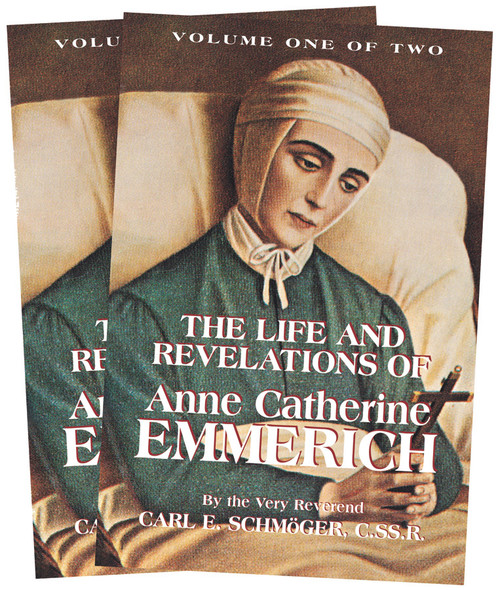 The Life and Revelations of Anne Catherine Emmerich Volume 1 (eBook)