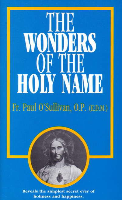 The Wonders of the Holy Name (eBook)