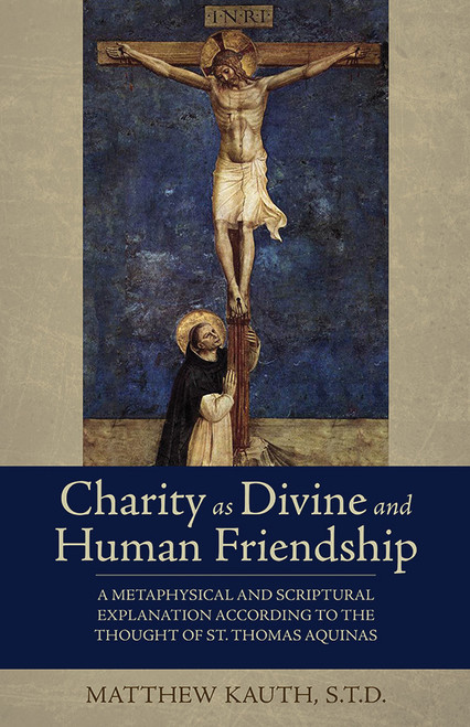 Charity as Divine Friendship (eBook)