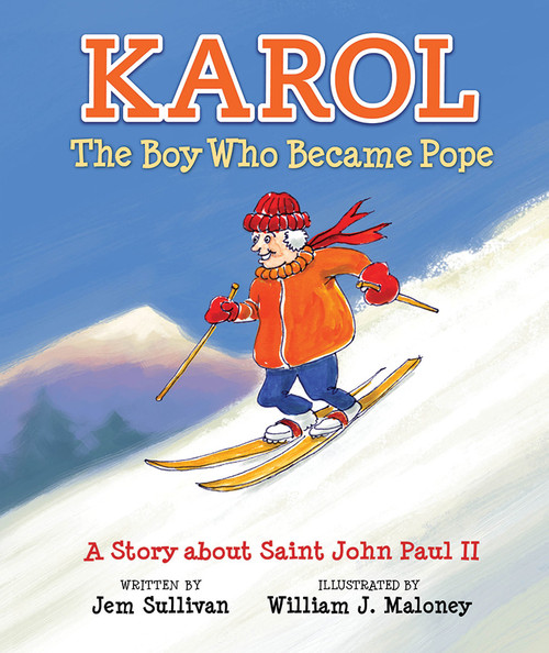Karol, The Boy Who Became Pope: A Story About Saint John Paul II (eBook)