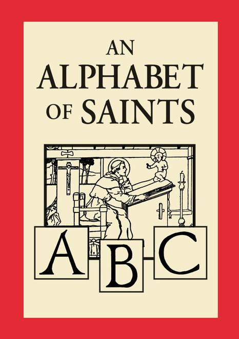 An Alphabet of Saints (eBook)