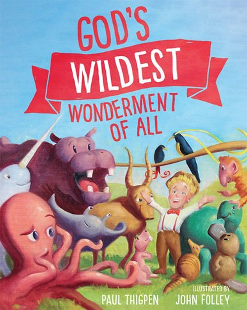 God's Wildest Wonderment of All (eBook)