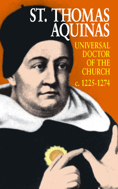 St. Thomas Aquinas: Universal Doctor of the Church (1225-1274) (eBook)