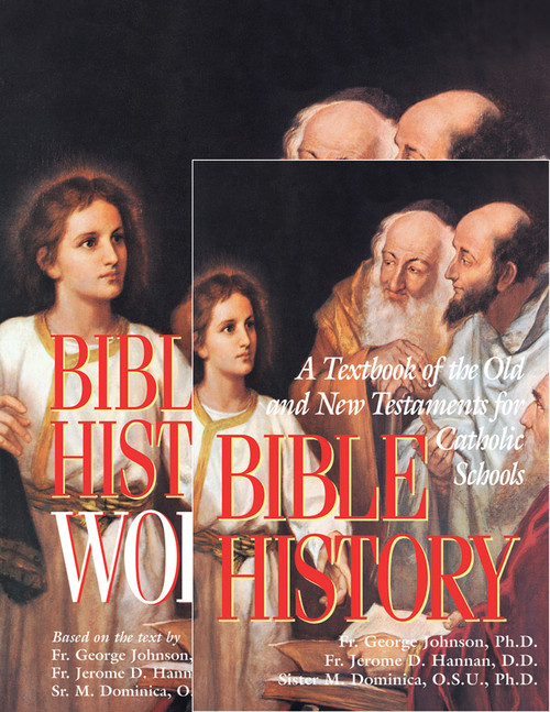 Bible History (Textbook and Workbook Set)