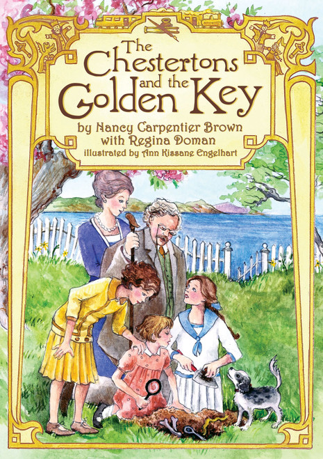 The Chestertons and the Golden Key (eBook)