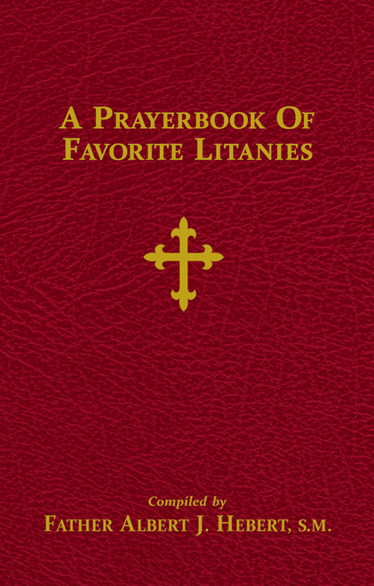 A Prayerbook of Favorite Litanies (eBook)