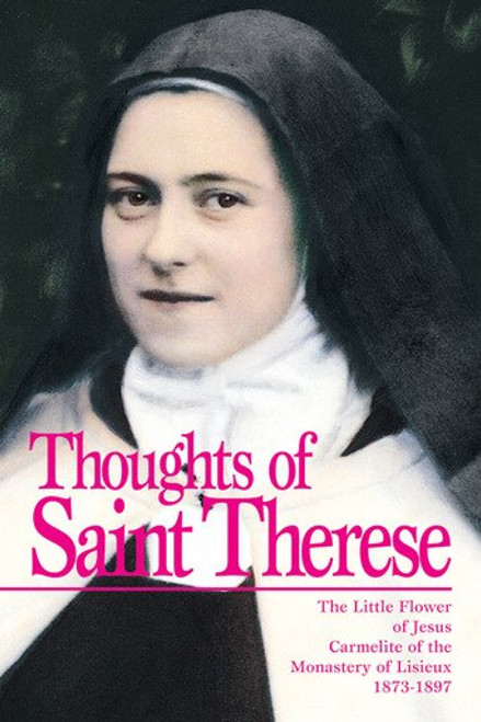 The Thoughts of Saint Therese (eBook)