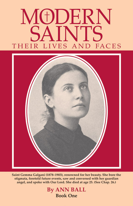 Modern Saints: Their Lives and Faces Book 1 (eBook)