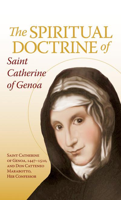 The Spiritual Doctrine of Saint Catherine of Genoa (eBook)