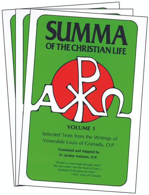 Summa of the Christian Life: Selected Texts from the Writings of Venerable Louis of Granada (eBook)