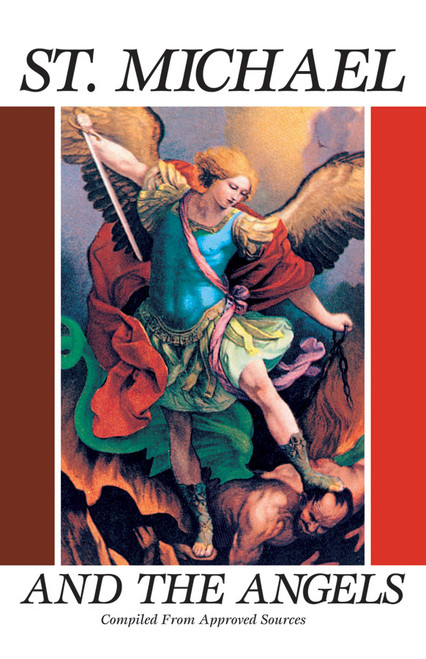 Saint Michael and the Angels: A Month with St. Michael and the Holy Angels (eBook)